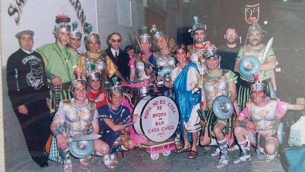 Roma no es cosa de Broma - Grupo
