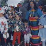1993.- El rey majareta y sus bufones chufletas – Juan Cordero