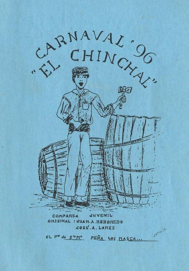 El Chinchal - Portada de su Cancionero