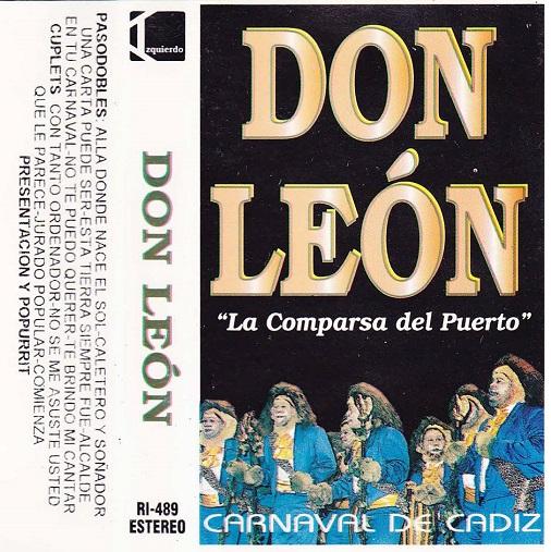 Don León - Carátula