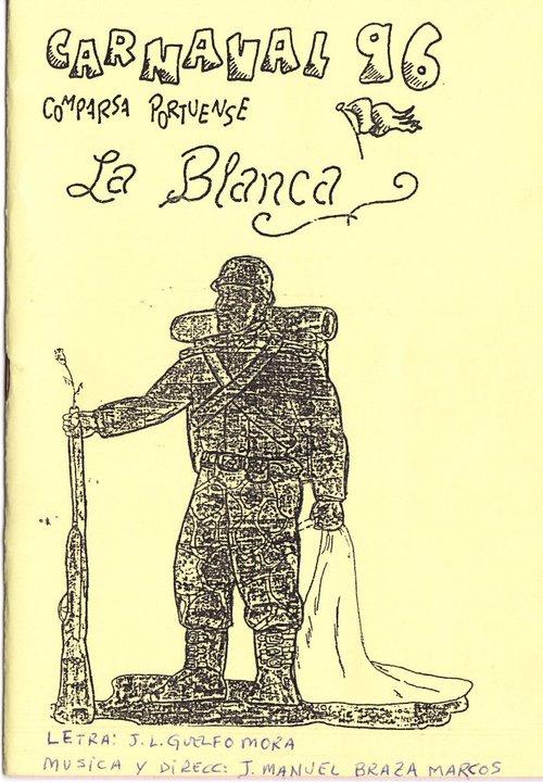 La Blanca - Boceto