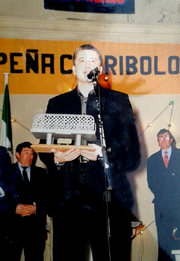 1998.- Manuel Jesús Casal López