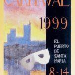 Cartel 1999 – Carnaval del Puerto