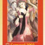 Cartel 2002 – Carnaval en El Puerto