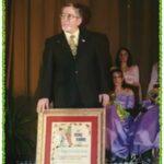 2002.- Personaje Entrañable – Diego Caraballo Blanco