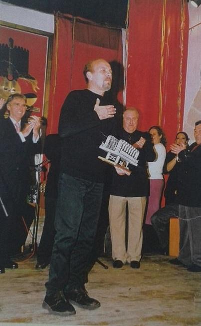 2002.- Javier Ruibal de las Flores Calero