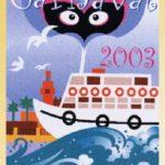 Cartel 2003 – Vaporcito