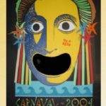 Cartel 2004 – Noche de Carnaval, en El Puerto de Menesteo