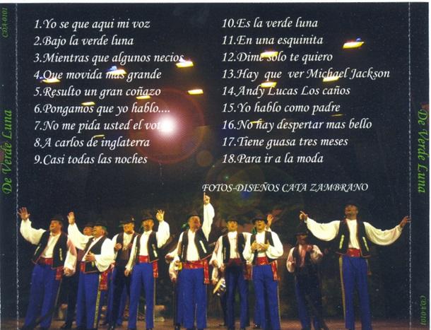 2004 - CD De Verde Luna