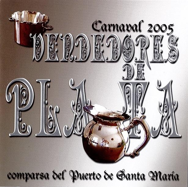 VENDEDORES DE PLATA - CD