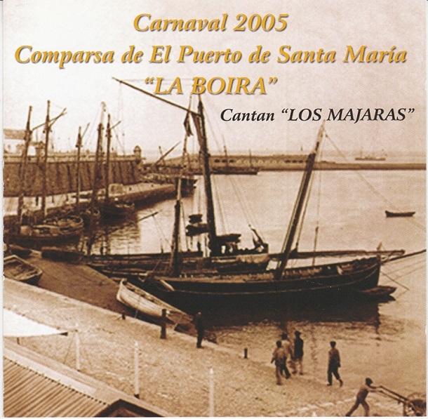 La Boira - Portada CD