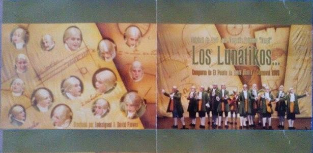 Portada y Contra-Portada del CD