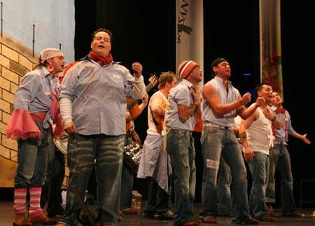 2006.- La Banda del Patio - 2