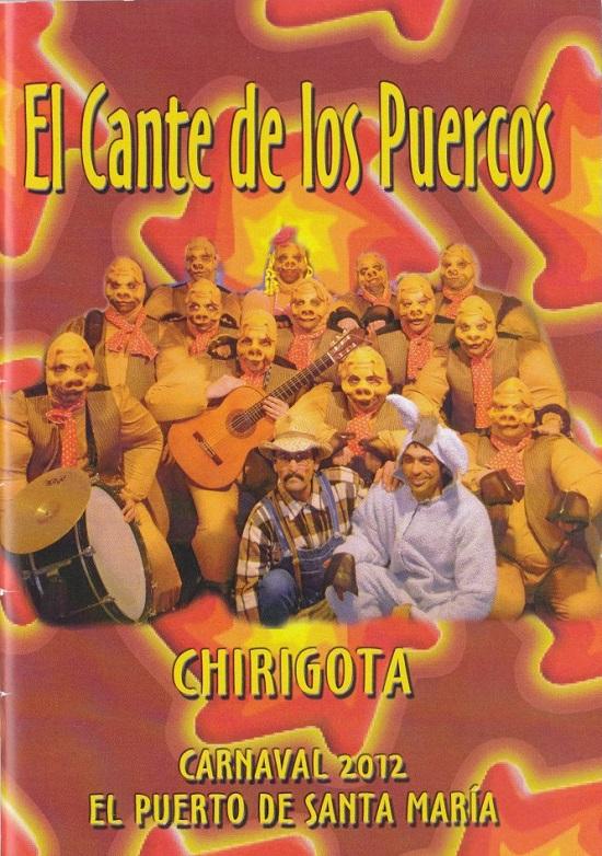 El Cante de Los Puercos - Cancionero