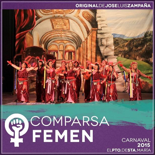 FEMEN - Portada CD