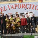 """El Misterio"" recibe la XIV Insignia Pepe el del Vapor"