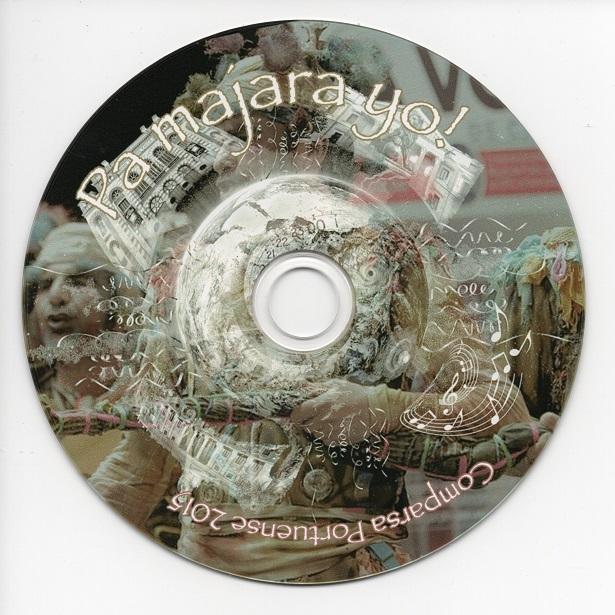 Pa Majara yo - Disco CD
