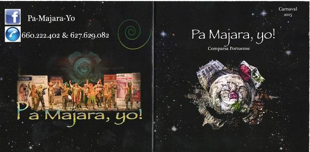 Pa Majara yo - Portada