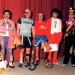 1982 – Tres artistas torpes y un ministro de las cortes