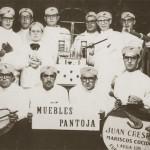 1960.- Los Sabios Atómicos – Cristóbal Muñoz Piñero