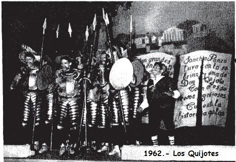 Los Quijotes