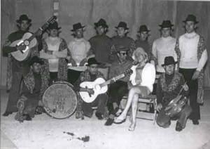 1970 - Los Invitados de la Casa Los Martinez