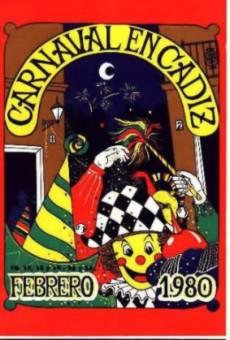 Cartel Oficial de Cádiz 1980