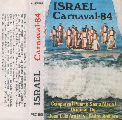 Israel - Carátula