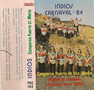 Indios - Carátula