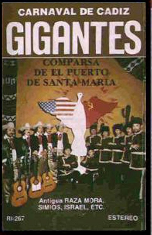 Gigantes - Cancionero