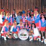 1986.- Las chicas de la marcha – Juan Ant. Galán Pérez