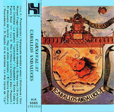 Caballos Andaluces - Carátula