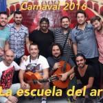 «La Escuela del Arte» – primera baja del COAC de Cádiz.