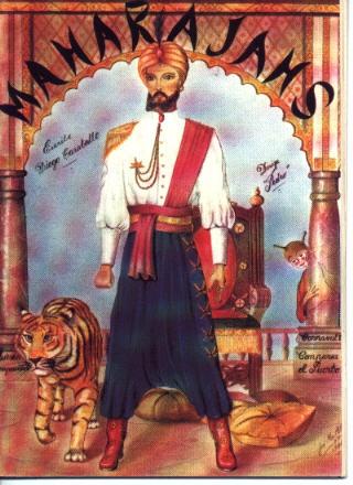 Maharajash - Cancionero