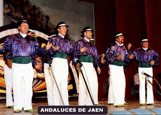 Andaluces de Jaén