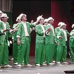 1999.- La Verde y Blanca – Juan Luis Falcón Suárez