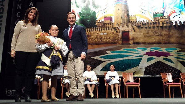 Coral Marquez Mateo - Coquinera Mayor Infantil