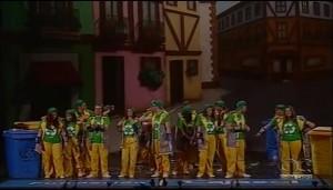 El equipo amarillo