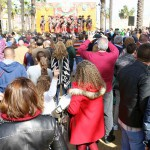 Cientos de Portuenses disfrutan de la Gran Gañotá Popular