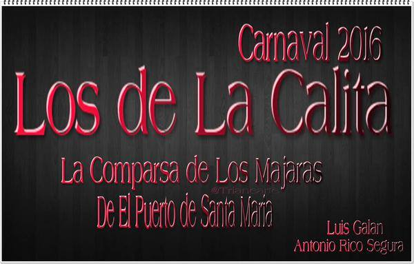 Los de La Calita - Boceto
