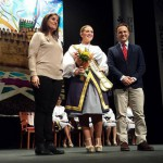 Coral Marquez Mateo, proclamada Coquinera Mayor Infantil y María Campos Montero, Coquinera Mayor Adulta
