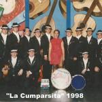1998.- La Cumparsita – José Luis Güelfo Mora