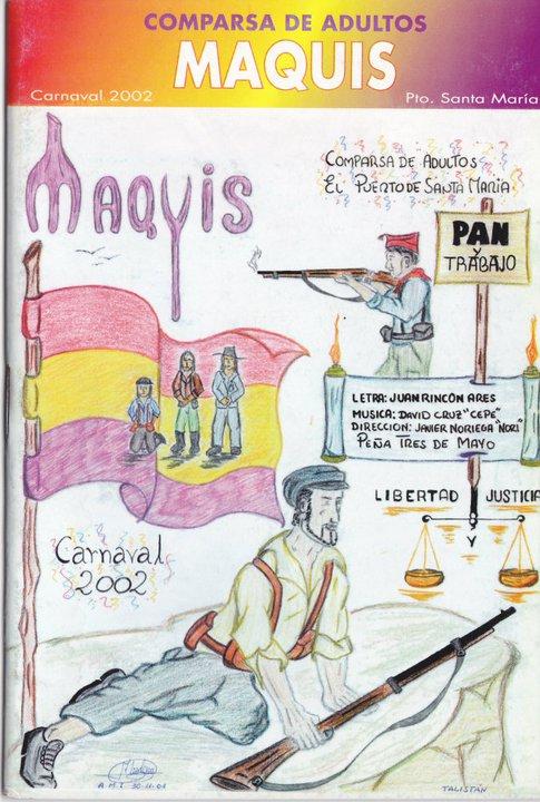 Maquis - Cancionero