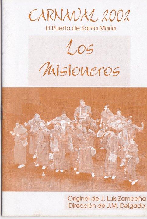 Los Misioneros - Cancionero