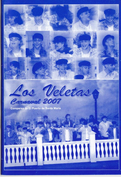 Los Veletas - Cancionero