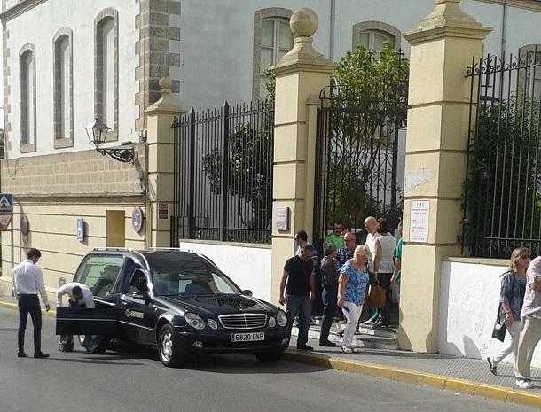 Funeral - José Luis Arniz Muñoz