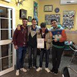 Las Cosas Claras, nuevo cuarteto Juvenil 2017