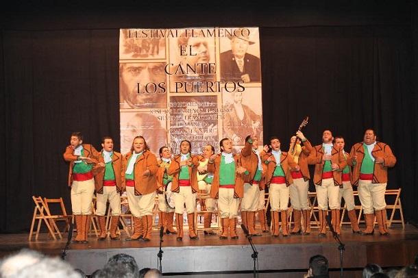 El Cante Los Puertos