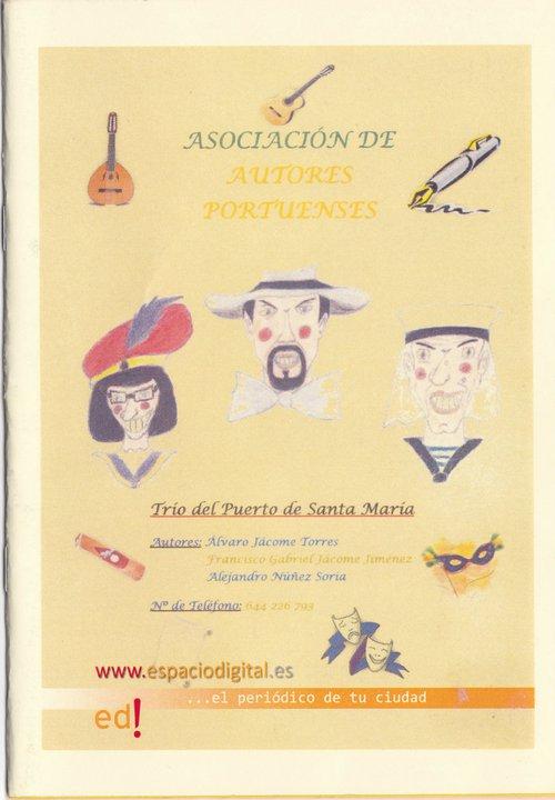 Asociación de Autores Portuenses - Cancionero