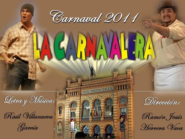La Carnavalera - Boceto